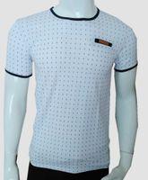 Wholesale 2017 new men s Crew Neck T shirt Men Short Sleeve modal white print t shirt America India style Plus Size