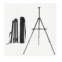 aluminum portable easel - Retractable and Foldable Style Aluminum Alloy Portable Easel