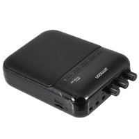 Wholesale ammoon AMP W Guitar Amplifier Amp Recorder Speaker TF Card Slot Compact Portable Multifunction