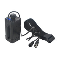 bicycle storage box - Newest x Waterproof Battery Pack Case House Cover Battery Storage Box For Bike light Bicycle Lamp