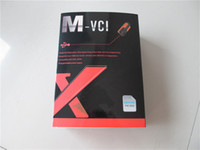 Wholesale Car Diagnotic Tools - New MVCI 3 IN 1 V10.00.028 For TOYOTA TIS Techstream For TOYOTA MVCI Car Diagnotic Tool for Honda Toyota Volvo