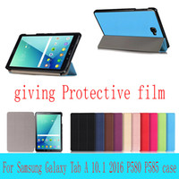 Cheap For Samsung Samsung GALAXY Tab A A6 10.1 P580 Case Best Case Yes P585 Case