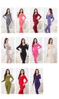 Cheap Fashion Women's Winter Body Shaper Keep warm Sleepwear Various styles Many colors