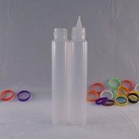 beauty pe - Beauty cosmetics water filter bottle ml clear round perfume pe plastic spray bottle scrap unicorn childproof cap bottle