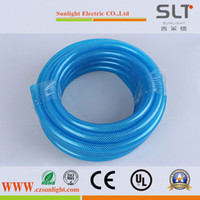 Wholesale Flexible Drak Blue PVC High Pressure drip irrigation garden Hose