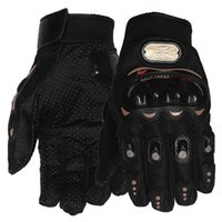 Wholesale SALE Professional sport motorcycle gloves men protect hands full finger guantes moto motocicleta guantes ciclismo accesorios