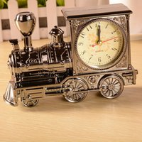 antique boutique - Boutique sourcing antique locomotive alarm clock student gift Vintage locomotive birthday gift Christmas gifts