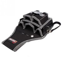 Wholesale Outdoor Working Tool Bags in1 Electricians Waist Pocket Tool Belt Pouch Bag Screwdriver Carry Case Holder