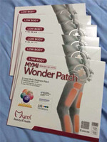 Wholesale 18Pcs Box Model Favorite MYMI Wonder Slim Patch for Leg and Arm Slimming Products Weight Loss Burn Fat Paster