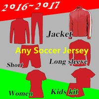 Wholesale 1617 Soccer Jersey Milan camisetas de futbol Football Shirts kids woman tracksuits sweater Linda Soccer Jersey Customers Order Link