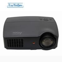 atv tv - Everycom X9 LCD TV Multimedia HD Projector Lumens Beamer LED Proyector Full HD HDMI VGA AV ATV Video Home Theater