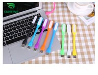 bendable bright light - Flexible Bendable Bright MINI USB LED Laptop night Light Keyboard Notebook MAC PC Read mobile power portable lamp