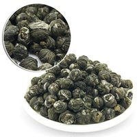Wholesale Hand Roll Organic Premium King grade Jasmine Dragon Pearl Ball Chinese Green Tea