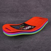 Wholesale Colors Fit Board Fitness Balance Board Professional Body Shaper Yoga Plate Sit Up Benches Workout Balance Board