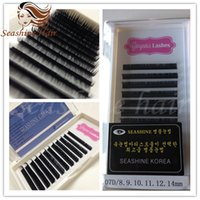 best fake eye lashes - Best Selling Individual Eyelashes Natural False Eye Lashes Mink Fake Eyelash Extension Makeup Cilios Posticos Cils Lash Wimper Set