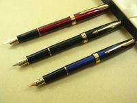Wholesale Parker Sonnet Series Golden Trim Medium Nib Fountain Pen