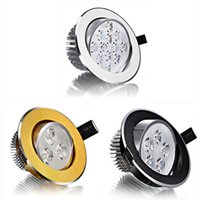 Wholesale Recessed COB LED Downlight AC V W W W W W W No Dimmable LED Downlights for Bed Room