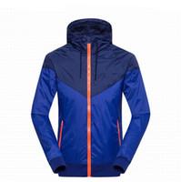 al por mayor spring coat-Chaqueta fina de la chaqueta de Windrunner del otoño de la resorte de los hombres Chaqueta fina de la chaqueta de la chaqueta de Windrunner de los hombres,