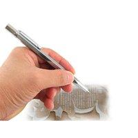 Wholesale 5Pcs Diamond Glass Cutter Diamond Carbide scriber carbide tipped scriber engraving pen scriber pen lettering carbide pen
