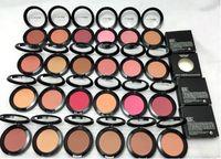 Wholesale New arrival Hot Sale Bronzer Blush Palette Face Makeup Baked Powder Blusher Professional M Brand beauty Women Face Blusher