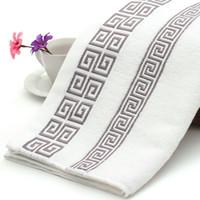 baby kitchen sets - High Quality g Cotton x33cm Towel Washcloth Saliva Hand Kid Baby Kitchen Freeze Microfiber Round Cake Tea Towel