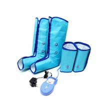 Relaxing air legs - Air Compression Leg Wraps Regular Massager Foot Ankles Calf Therapy Promote Blood Circulation