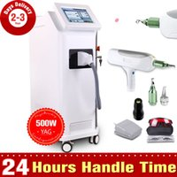 bd beauty - No Side Effects Q Switch Yag Laser ND Tattoo Removal RED Target Light BD LS Beauty Machine for Sale