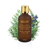 al por mayor body oil massage-Cuerpo ardiente de la grasa 50ml del aceite apretado de la piel que forma el aceite esencial del plolicy de los aceites del masaje del cuerpo 1pcs / lot