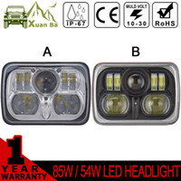 Wholesale Xuanba Inch W W Led Headlight For Truck Offroad With H4 Higt Low Beam Replacement Kit For Motorcycle JEEP Wrangler