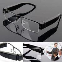Precio de Seguridad de audio-Gafas de espionaje Cámara Full HD 1080P gafas ocultas cámara de aguja de seguridad Vigilancia gafas de sol Mini videocámara de video de audio V13