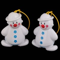 best baby phone - Protable Cute Twin Snowman Wireless Baby Cry Detector Best Gift For Bayby Wireless Doorbell Monitor Alarm White
