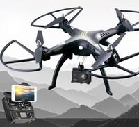 Drone Caméra aérienne haute définition transmission en temps réel photographie aérienne UAV avion à grande vitesse 4K à quatre axes avion à télécommande s