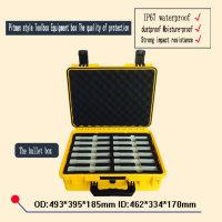 Wholesale waterproof equipment casehigh quality Tool case box Impact PP ALLOY tool case tool box with Sponge Foam GL