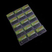 Wholesale 1350pcs box NO High Carbon Steel Ise Barbed Hooks Fishing Hook Pesca Fishing Tackle Carp Fishing Accessories