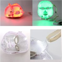 Wholesale New Arrival PDT Photon LED Facial Mask Skin Rejuvenation Wrinkle Removal Electric Anti Aging LED Mask For Beauty