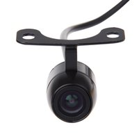 Wholesale 12V Universal degree Mini Color CCD Reverse Backup Car Rear View Camera Night Vision Waterproof