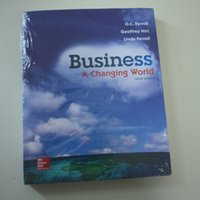 adventure books - 2016 new hot book Business A Changing World th Edition
