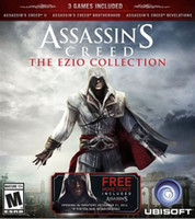 Wholesale Hot Sale Video Games Assassin s Creed The Ezio Collection Factory Sealed