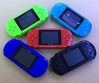 Compra Juego de gba envío-El envío libre 2016 PXP3 2.7inch 16 jugadores portables Handheld del juego video de los jugadores SLIM la consola de juegos con 160 clases de Games + Game Card