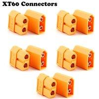 Wholesale 2000pair by dhl fedex tnt ups Male Female XT60 bullet Connectors Plugs For RC Lipo Battery ESC Motor