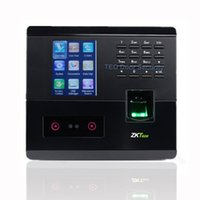 Wholesale Face employee time clock ZKTeco UF200 support Face Fingerprint PSD Indentification ZKFace VX7 Employee Time Tracker Free SDK