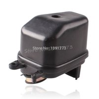 air cleaner housing - Black Air Filter Cleaner Box Housing Assembly Clamp For Yamaha PW50 Dirt Bike New