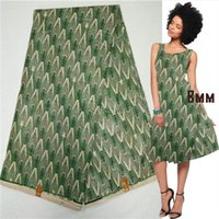 Cotton ankara clothing - green wax high quality ankara african wax print fabric for women clothing yard lotAN