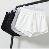 Wholesale New Mujer Cotton Shorts Female Summer Leisure Hot Pants Yoga Running Pants Elastic Shorts M XXL Soft and Comfort