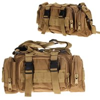 army golf bag - Traveling Army Bag Molle Heavy Duty Bags Unise Outdoor Military Style Camera Waist Pack Tactical Large Messenger Waistpack Pocket