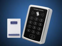Wholesale High Quality Waterproof Khz Mhz RFID Smart Door Reader Card Keypad IC ID Access Control Machine Controller
