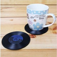 Cheap Dining Anti-Heat Cup Mat Best Silicone ECO Friendly Coffe Tea Drinking Coasters