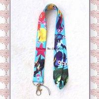 belt findings - Hot sale fashion Cartoon Popular fish Finding nemo Neck Straps Lanyards Mobile Phone ID Card Key Condole belt