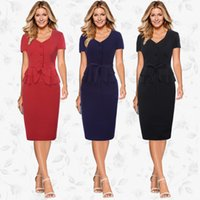 Cheap Wear to Work dresses for womens Best Plus Size Dresses Spring tops big size