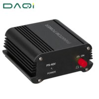 Wired best computer power supplies - Best fine workmanship V DC Phantom Power Supply For Condenser Mic Vocal Broadcasting Studio Recording Computer Microphone